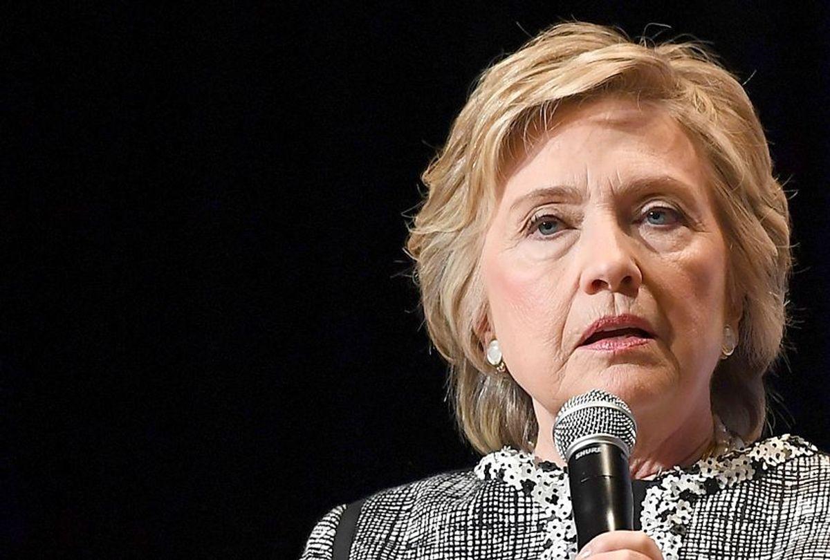 Hillary Clinton (Getty/Angela Weiss)