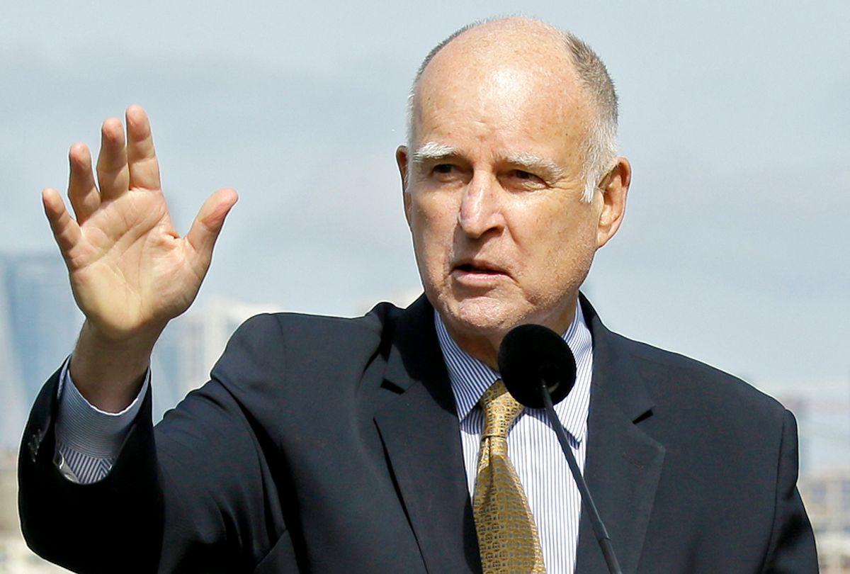 Jerry Brown (AP/Eric Risberg)