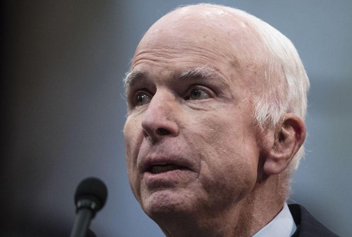 John McCain (AP/Matt Rourke)