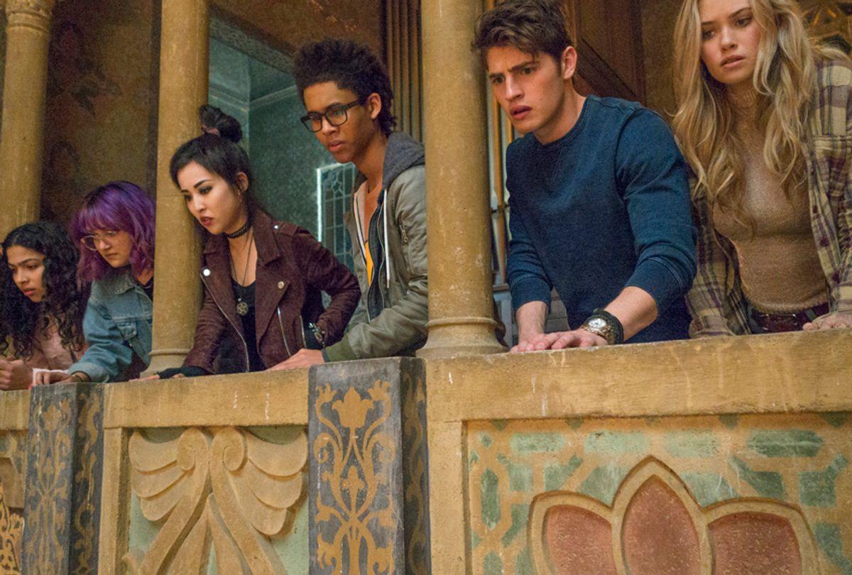 Marvel's Runaways (Hulu/Paul Sarkis)
