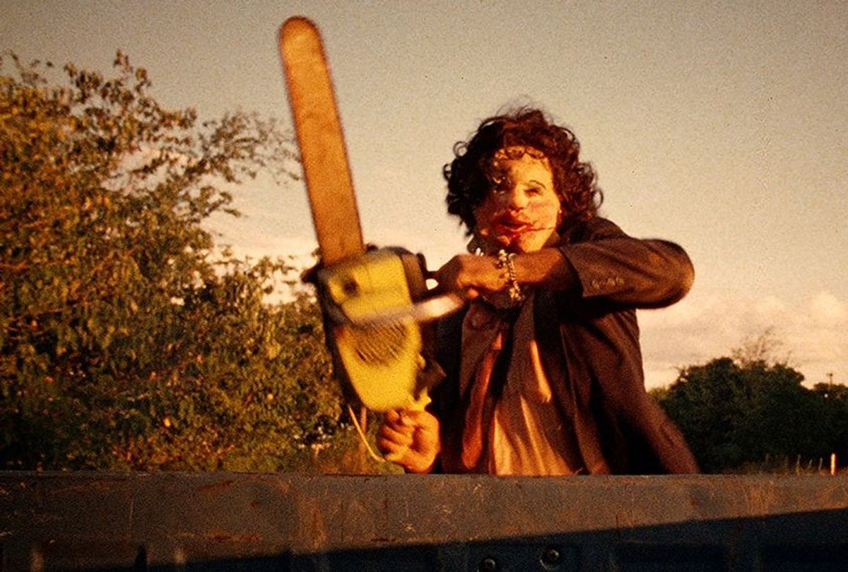 """""""The Texas Chainsaw Massacre"""" (Bryanston Pictures)"""