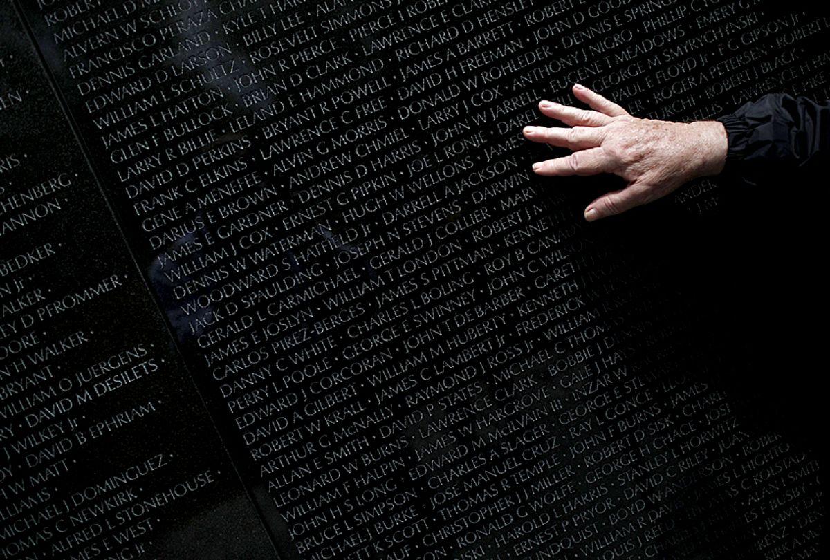 Vietnam Veterans Memorial (Getty/Win McNamee)