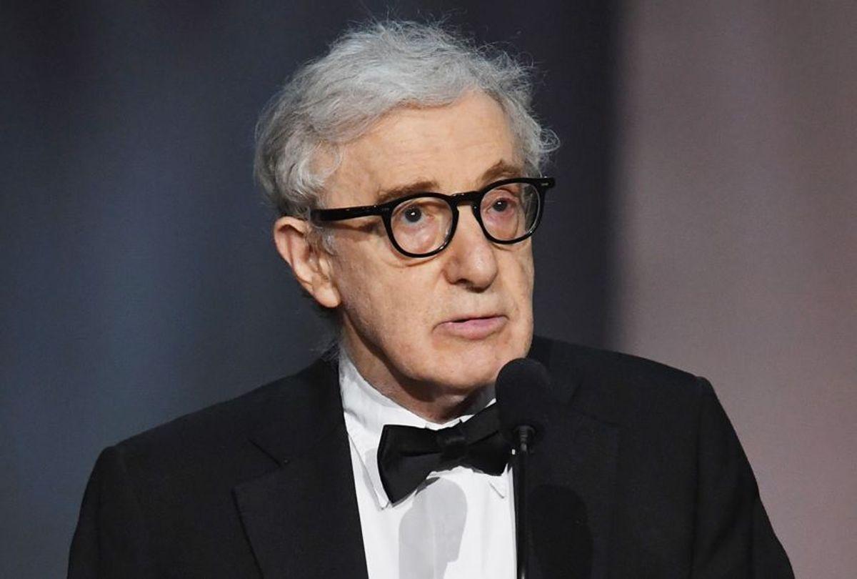 Woody Allen (Getty/Kevin Winter)