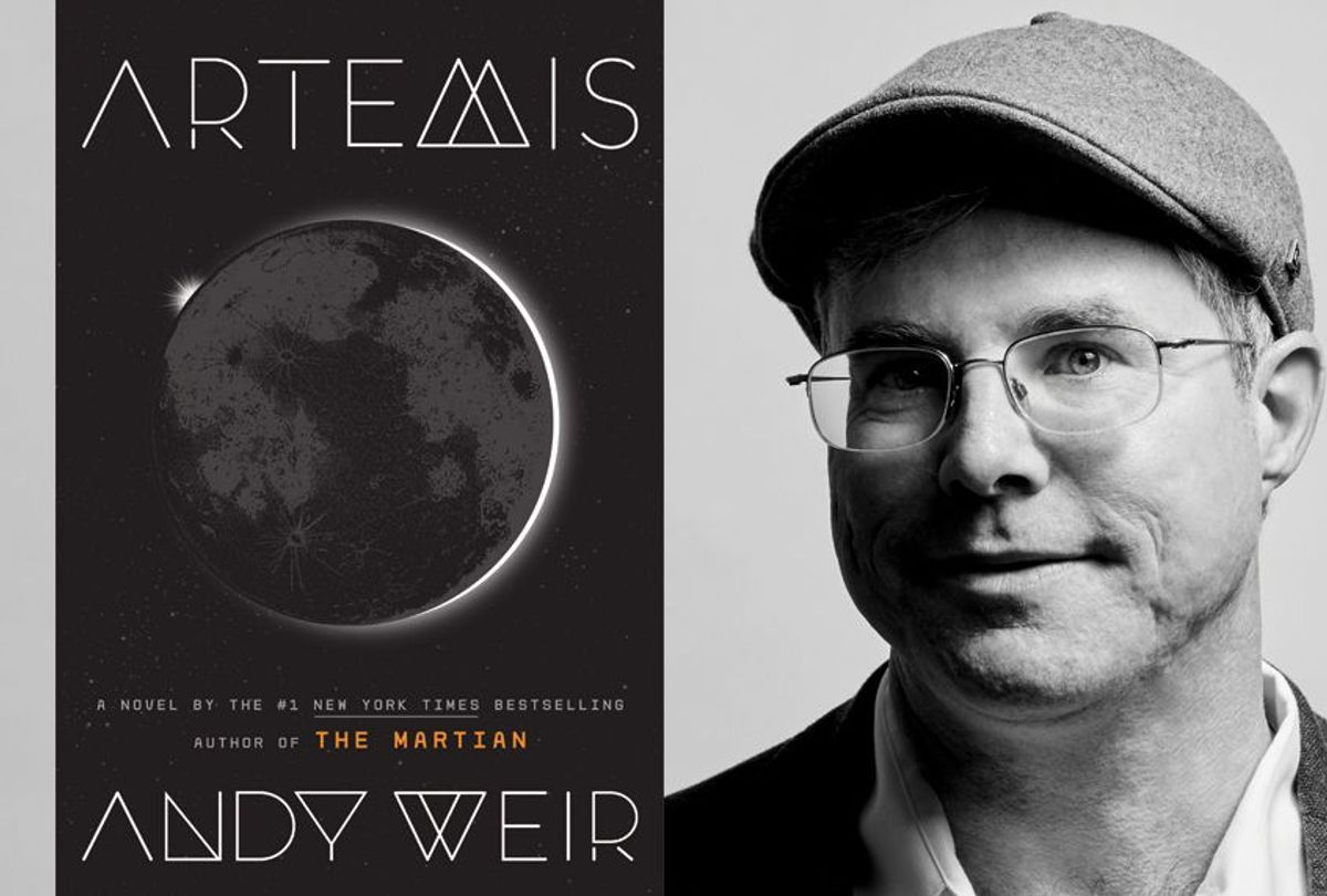 Andy Weir (Aubrie Pick)