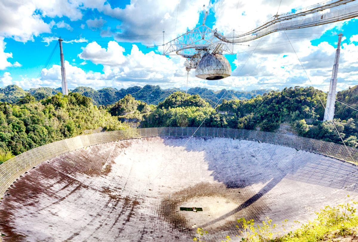 Arecibo Observatory (Getty/IsaacRuiz)