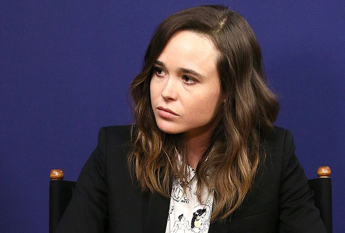 Ellen Page (Getty/Rich Polk)