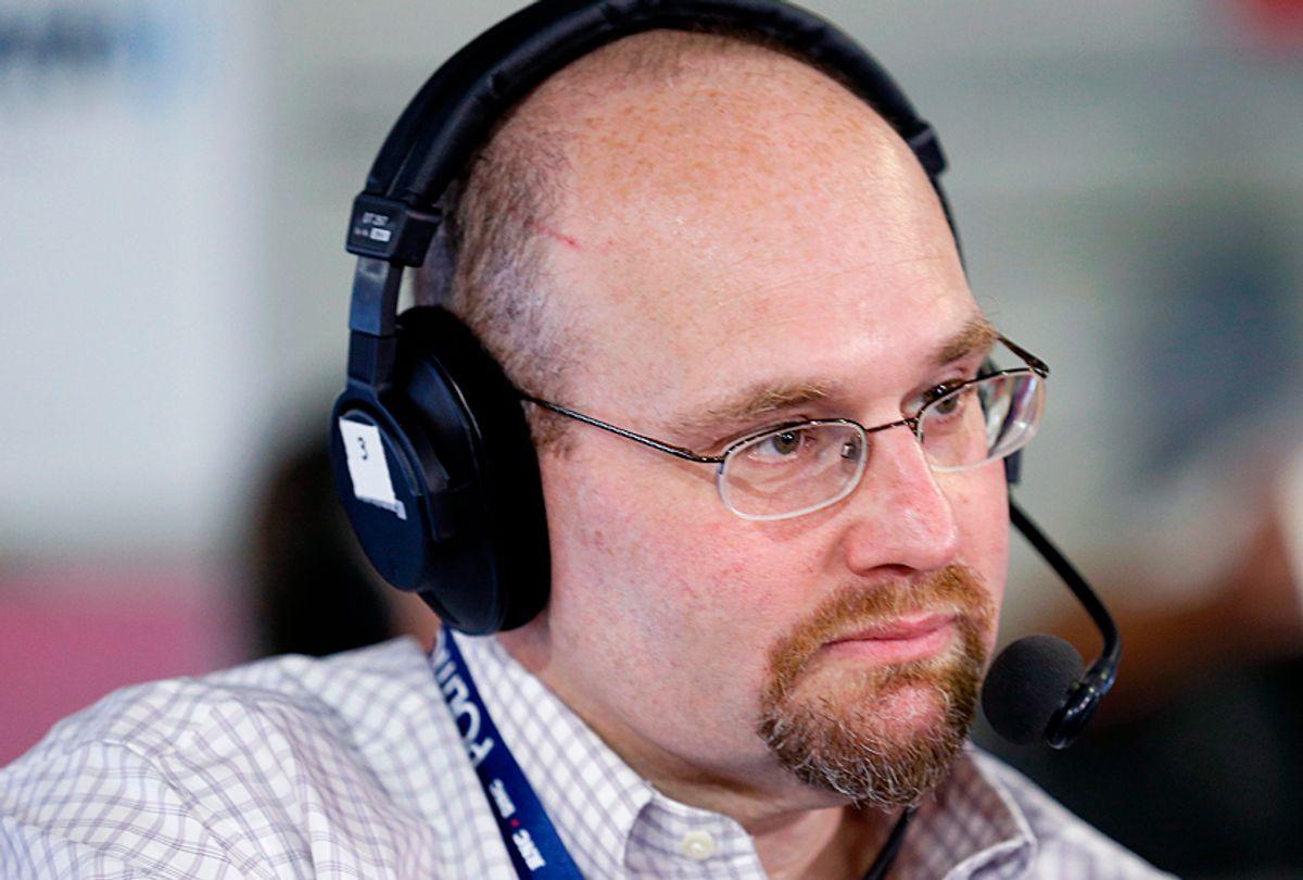 Glenn Thrush (Getty/Kirk Irwin)