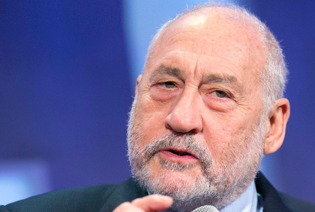 Joseph Stiglitz (AP/Mark Lennihan)