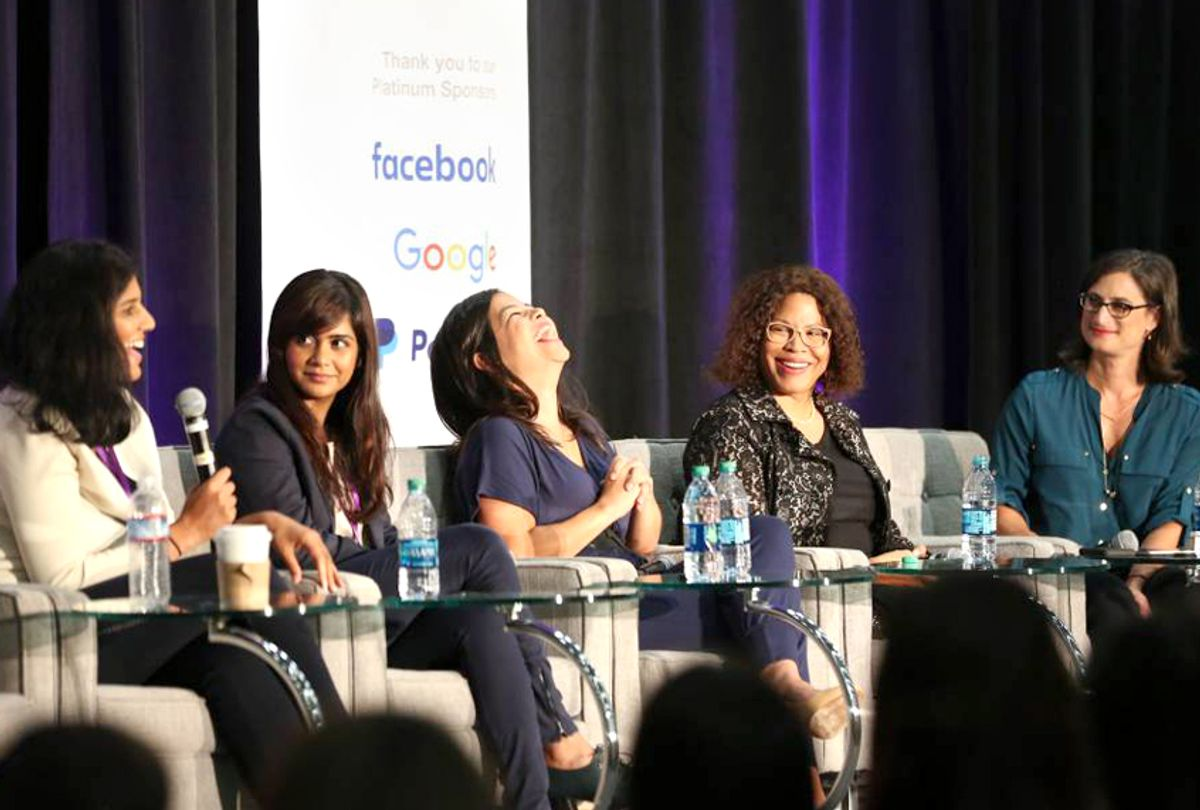 Founders Panel at the Women in Product Conference, Sept 17, 2017 (Ab@alishabrook.com)