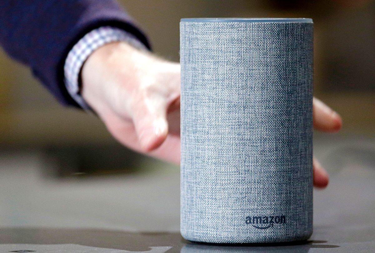 Amazon Echo (AP/Elaine Thompson)