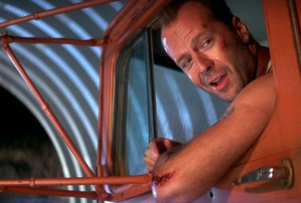 """Bruce Willis in """"Die Hard with a Vengeance""""   (20th Century Fox)"""