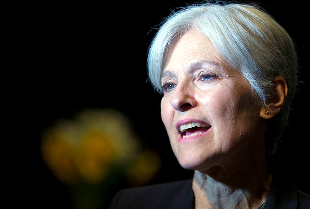Jill Stein (AP/D. Ross Cameron)