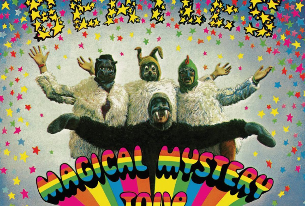 Magical Mystery Tour by The Beatles (Capitol)