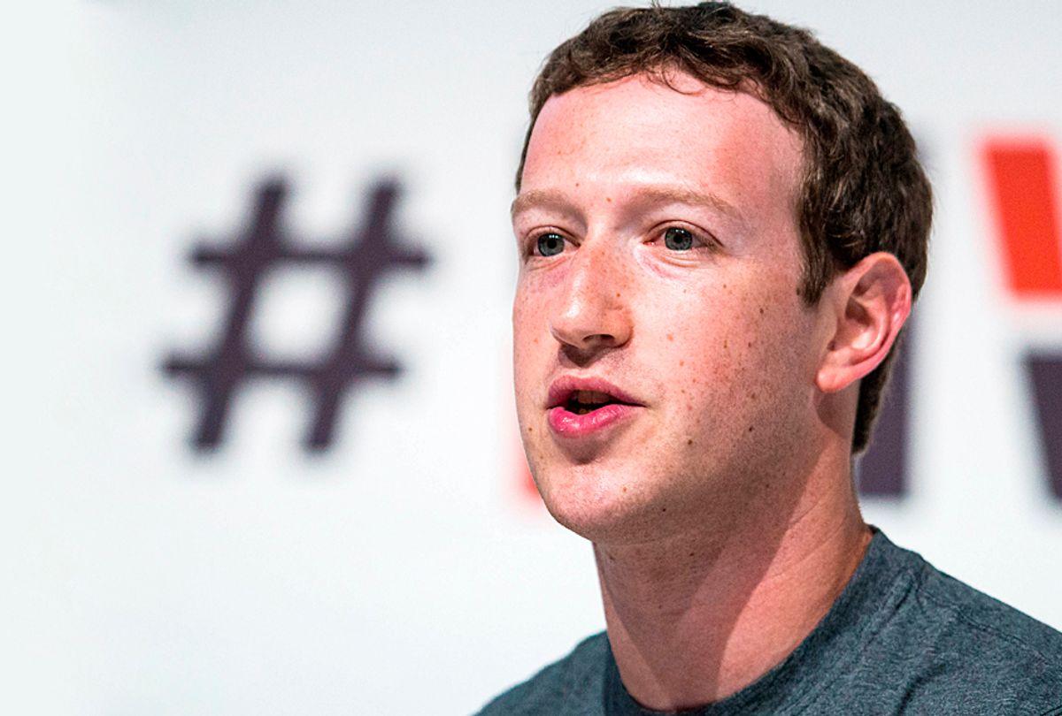 Mark Zuckerberg (Getty/David Ramos)