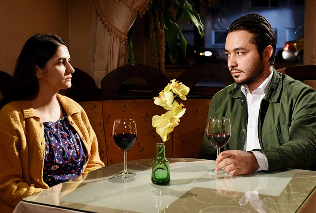 "Sherwan Haji and Niroz Haji in ""The Other Side of Hope"" (Pandora Film)"