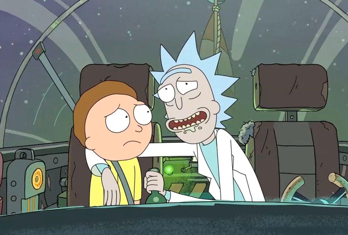 """Rick and Morty"" (Adult Swim)"