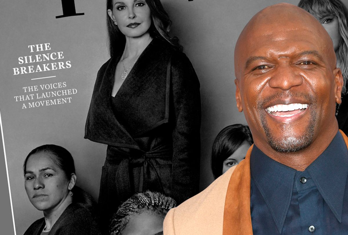 Terry Crews (Getty/Frederick M. Brown)