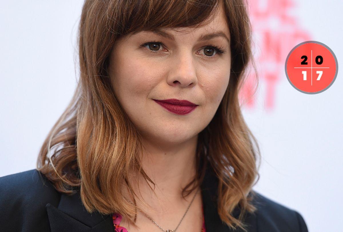 Amber Tamblyn (AP/Jordan Strauss/Salon)