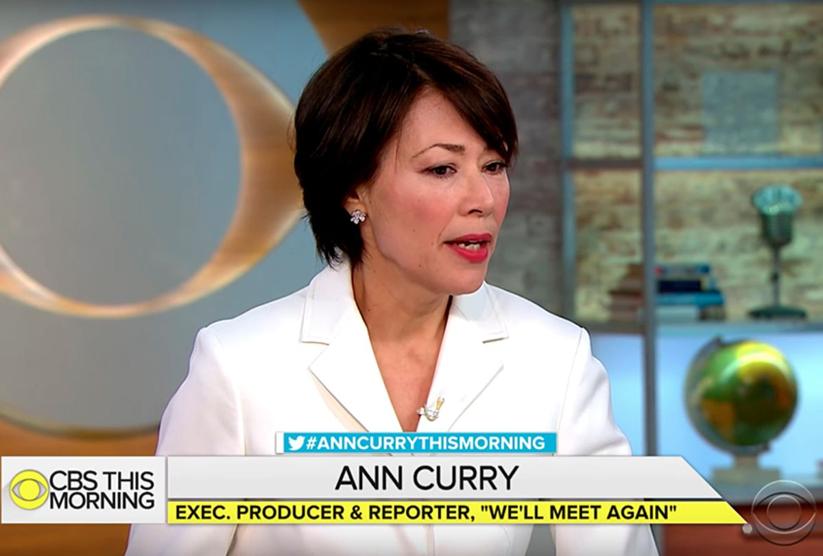 """Ann Curry on """"CBS This Morning"""" (YouTube/CBS This Morning)"""