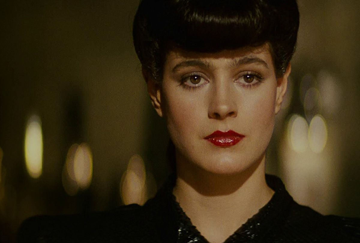 "Sean Young in ""Blade Runner"" (Warner Bros.)"