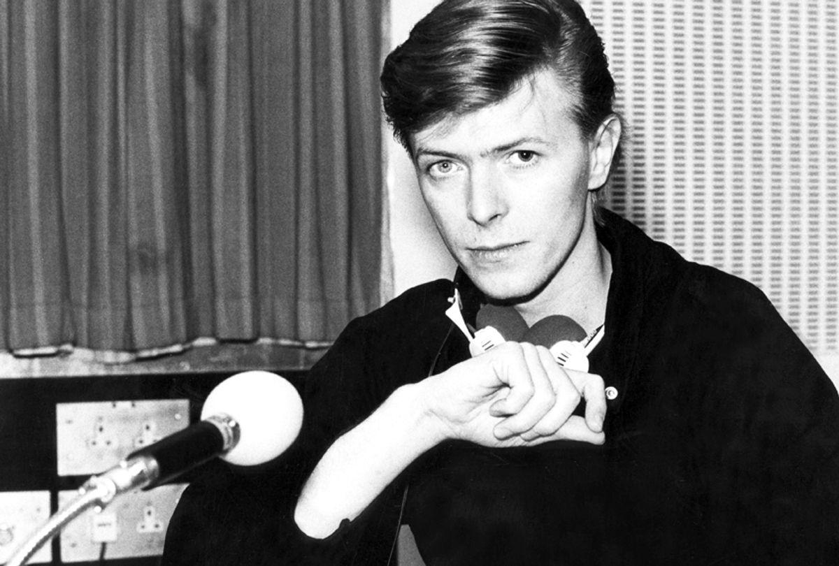 David Bowie (HBO/Jimmy King)
