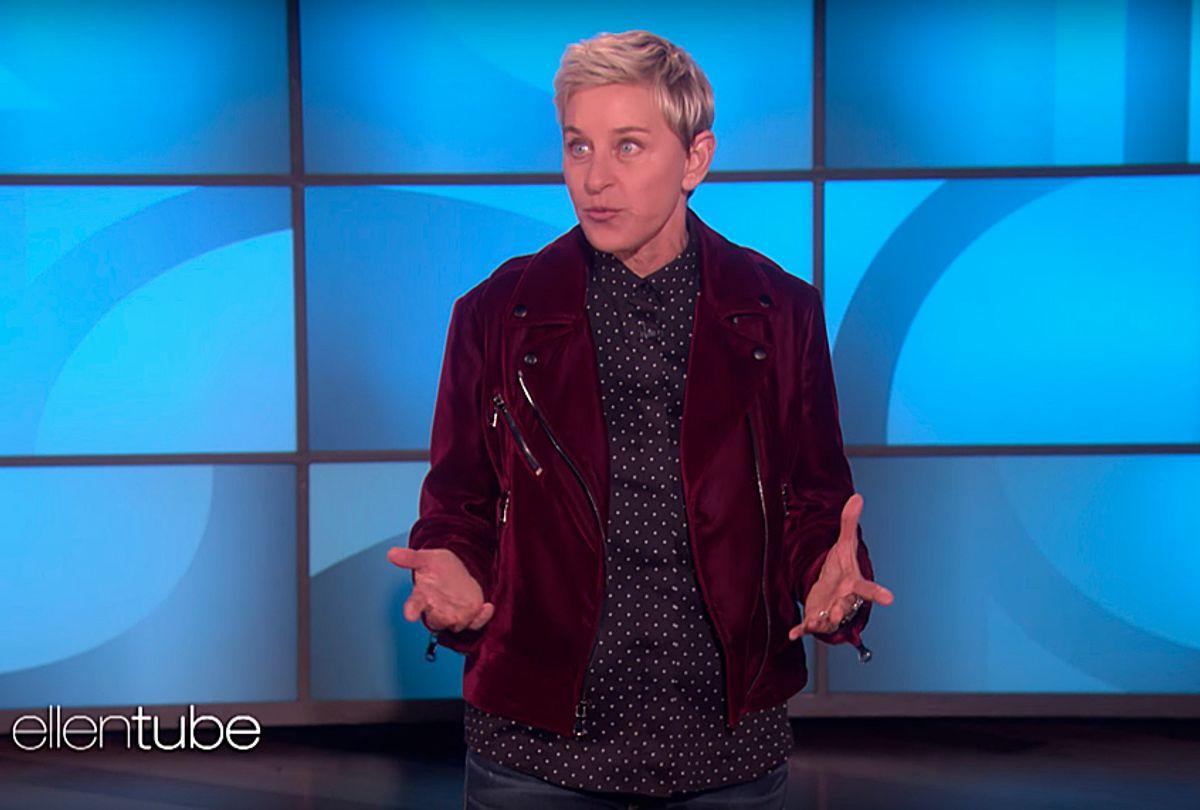 """""""The Ellen DeGeneres Show"""" (YouTube/TheEllenShow)"""