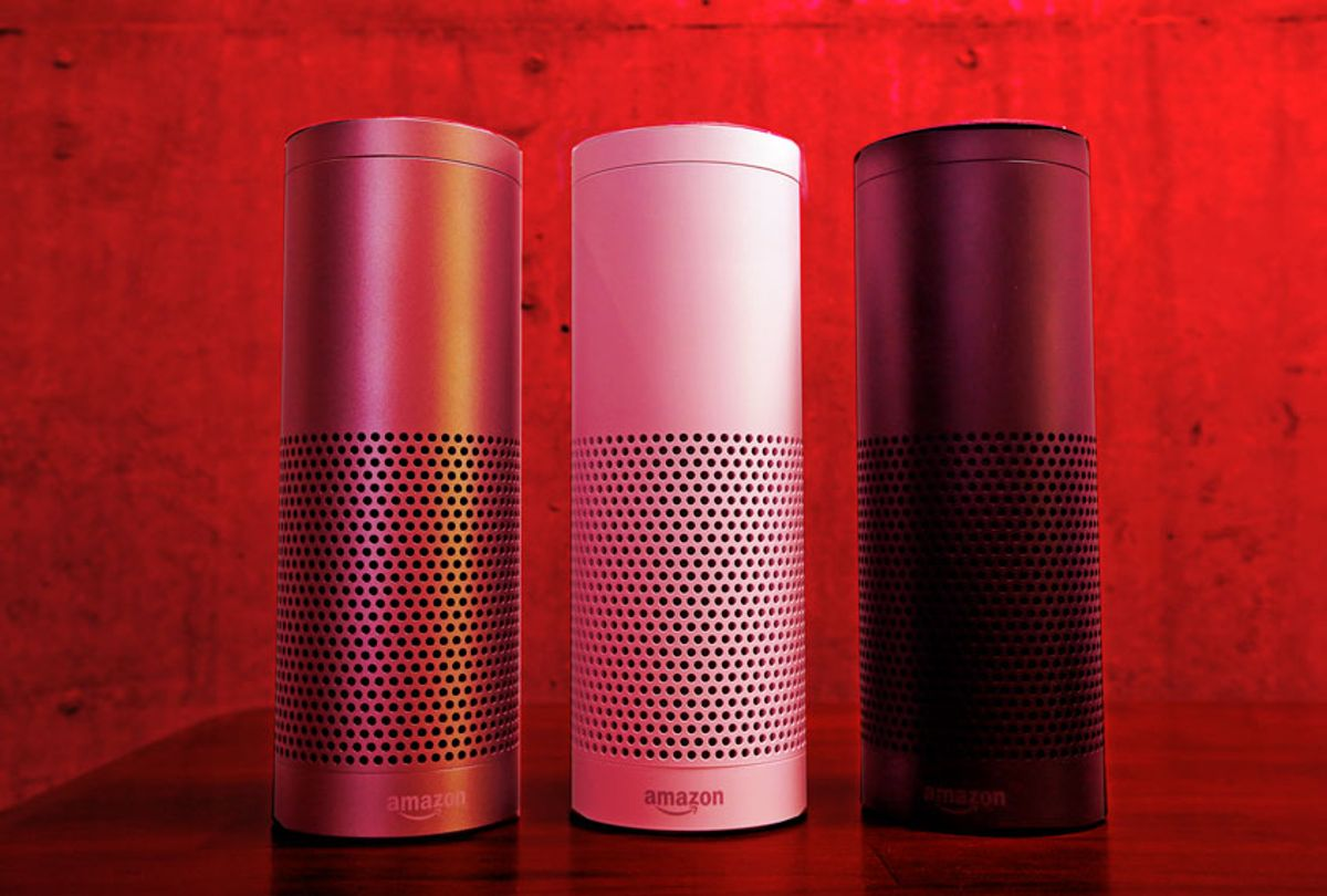 Amazon Echo Plus (AP/Elaine Thompson/Salon)