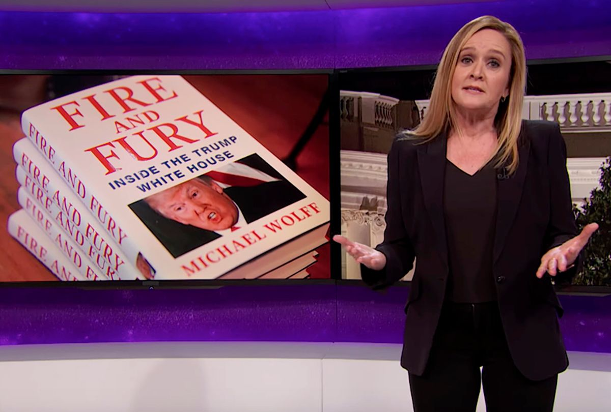 """Samantha Bee on """"Full Frontal with Samantha Bee"""" (YouTube/Full Frontal with Samantha Bee)"""