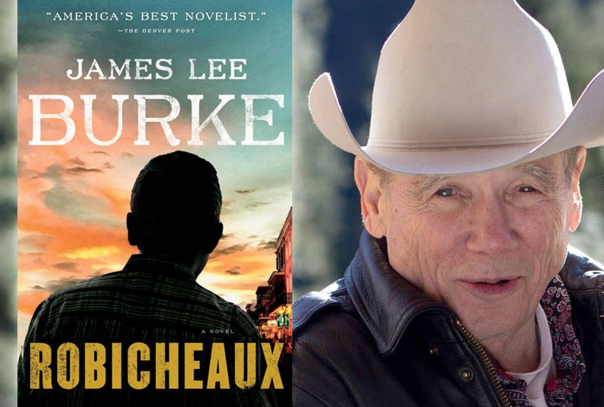James Lee Burke (Simon & Schuster/James McDavid)