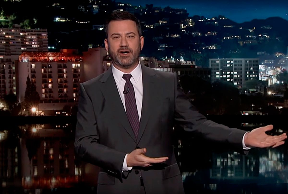 Jimmy Kimmel (YouTube/Jimmy Kimmel Live)