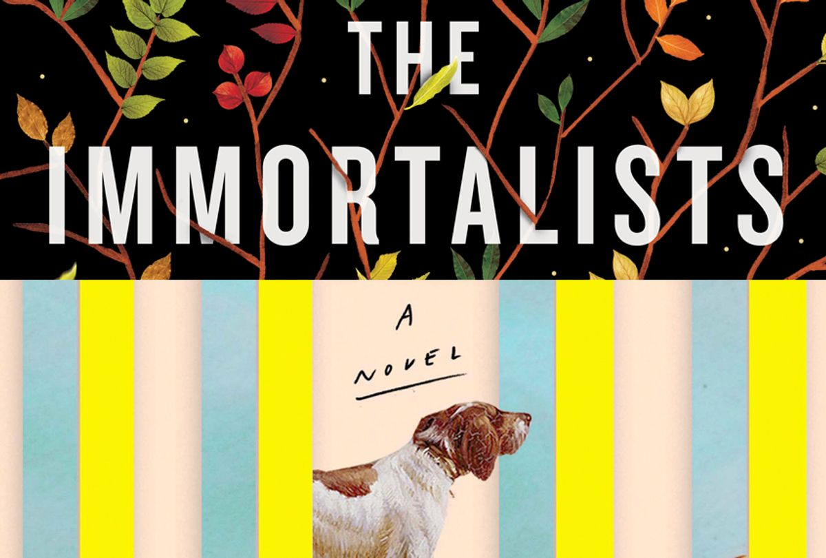 The Immortalists  by Chloe Benjamin; The Afterlives: A Novel by Thomas Pierce  (G.P. Putnam's Sons/Riverhead Books)