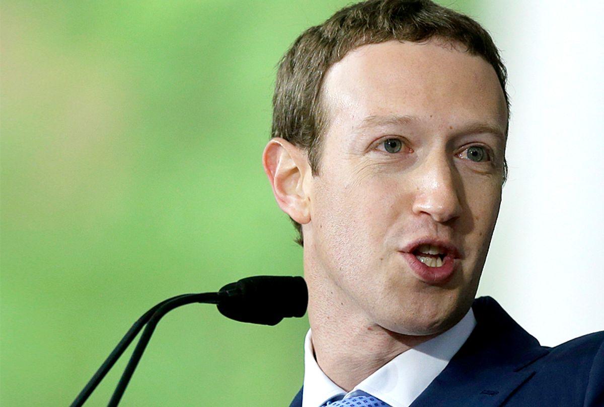 Mark Zuckerberg (AP/Steven Senne)