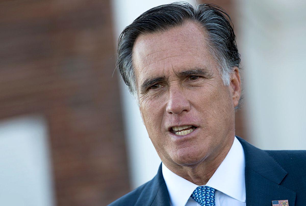 Mitt Romney (Getty/Drew Angerer)