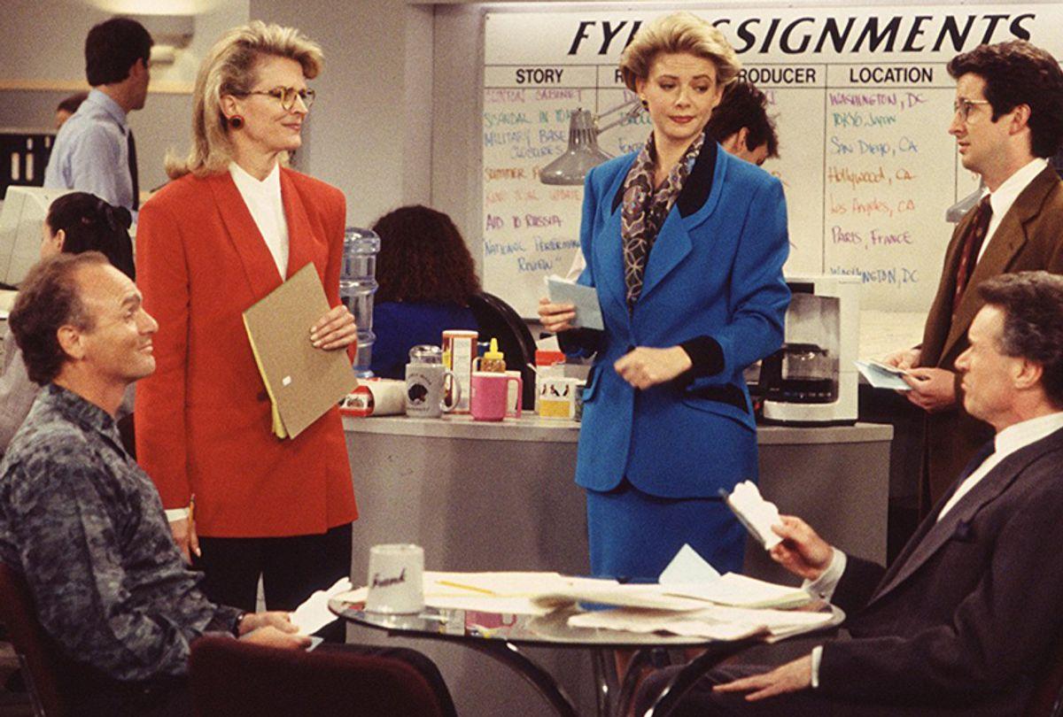 """""""Murphy Brown"""" (CBS)"""