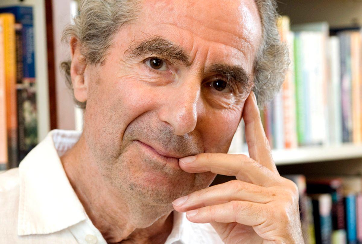 Philip Roth (AP/Richard Drew)