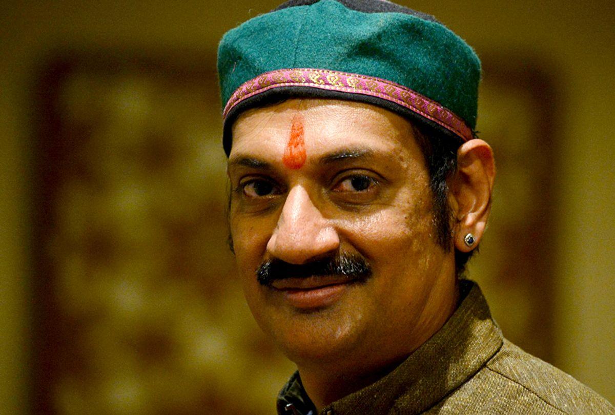 Prince Manvendra Singh Gohil (Getty/Sajjad Hussain)