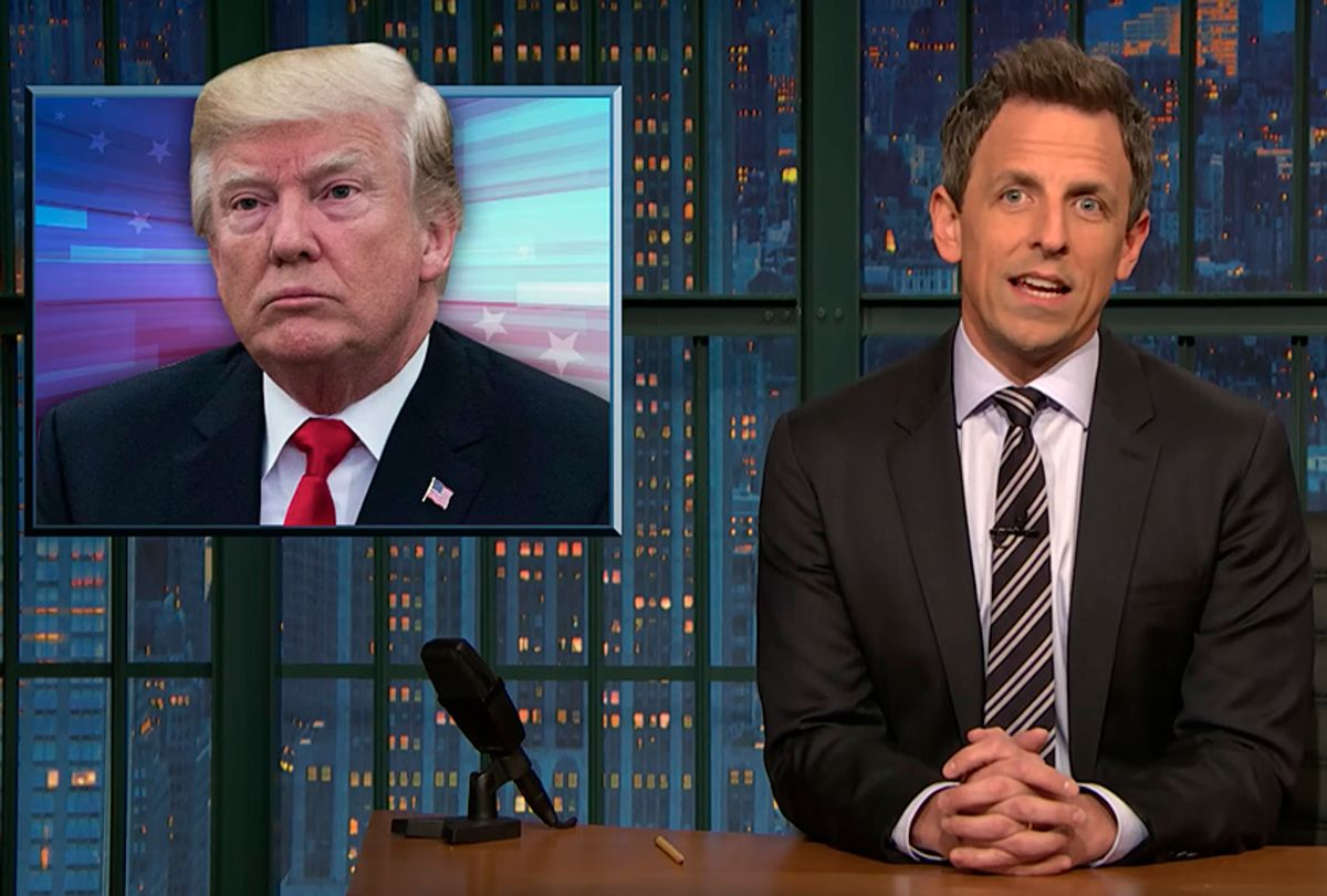 Late Night with Seth Meyers (YouTube/Late Night with Seth Meyers)