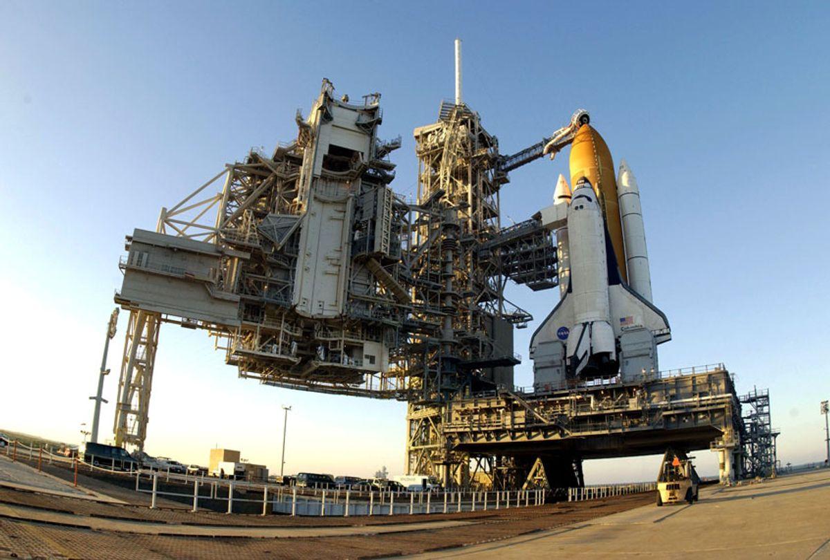 Space Shuttle Columbia (Getty/NASA)