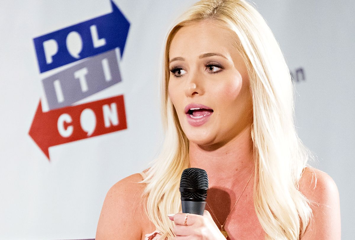Tomi Lahren (AP/Colin Young-Wolff)