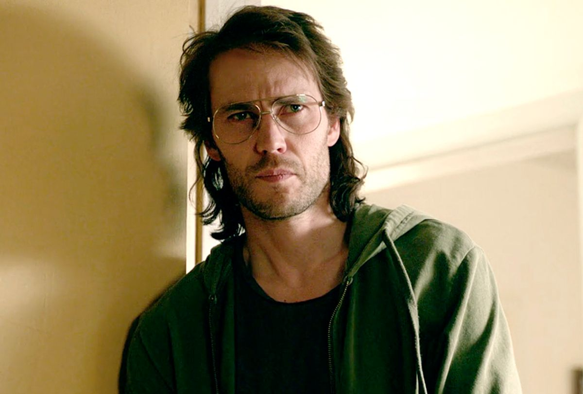 """Taylor Kitsch in """"Waco"""" (Paramount Network)"""