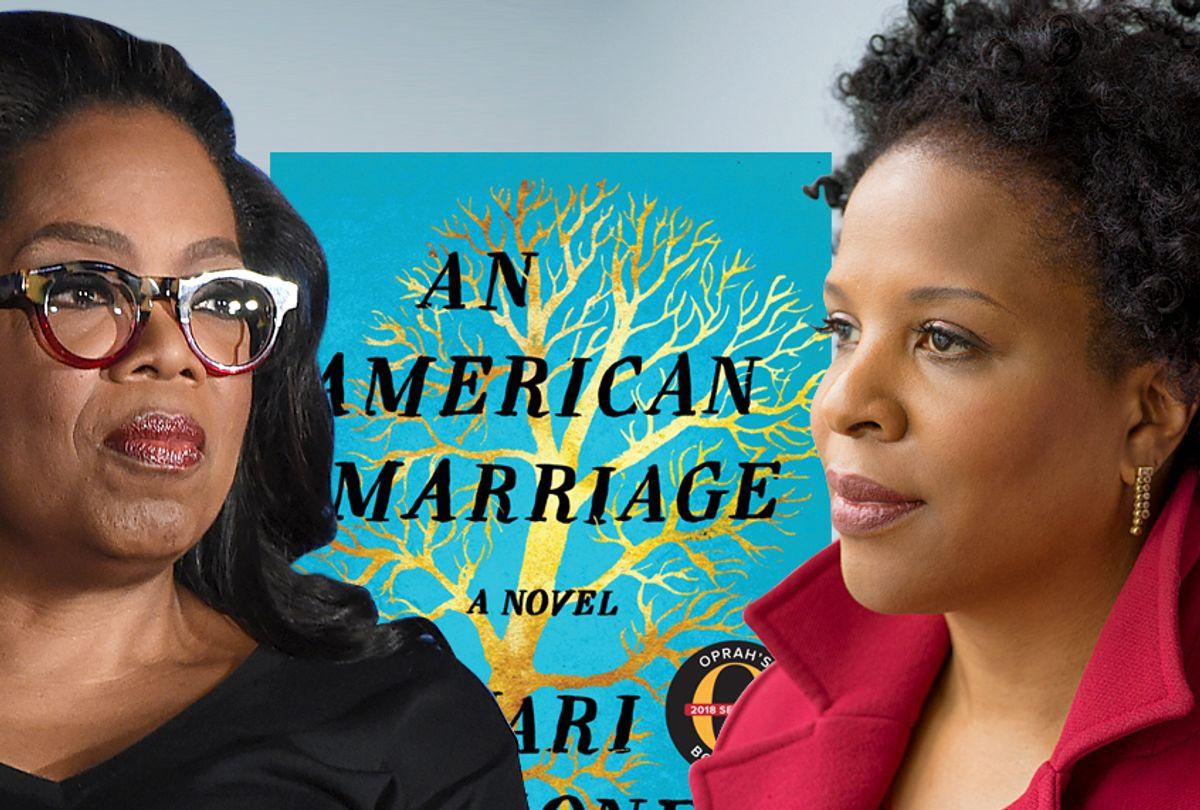 An American Marriage: A Novel by Tayari Jones (AP/Jordan Strauss/Nina Subin/Algonquin Books of Chapel Hill)