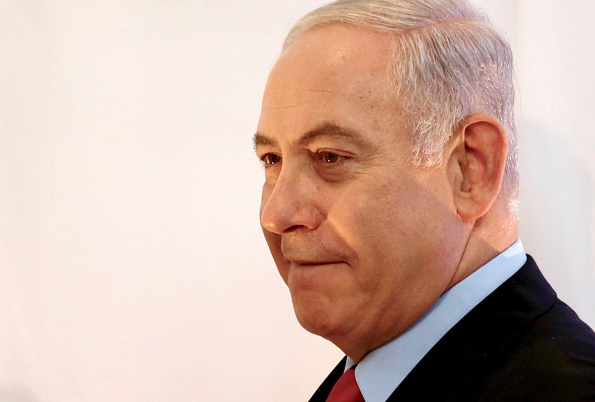 Benjamin Netanyahu (AP/Ariel Schalit)