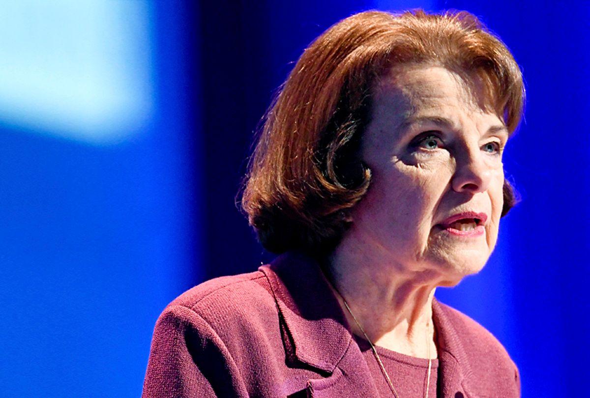 Sen. Dianne Feinstein (AP/Denis Poroy)