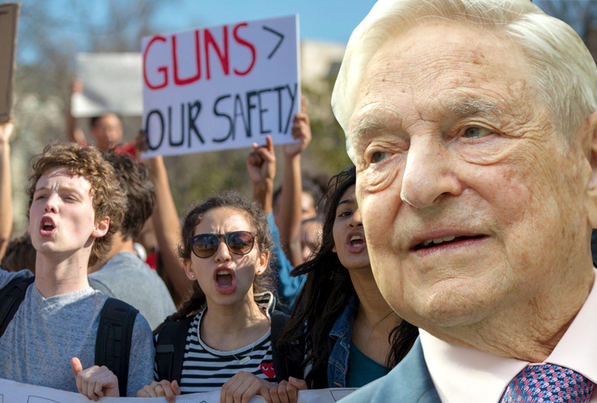 George Soros (Getty/Sean Gallup)