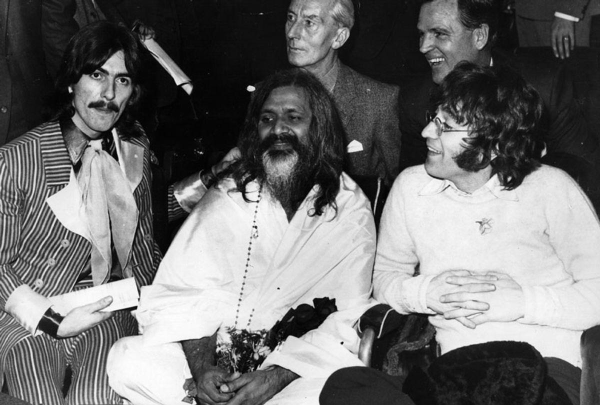Maharishi Mahesh Yogi  (Getty/Keystone)