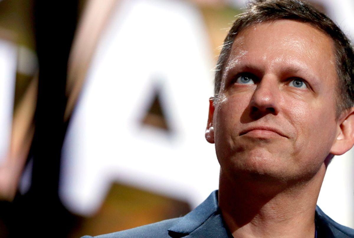 Peter Thiel (AP/Carolyn Kaster)