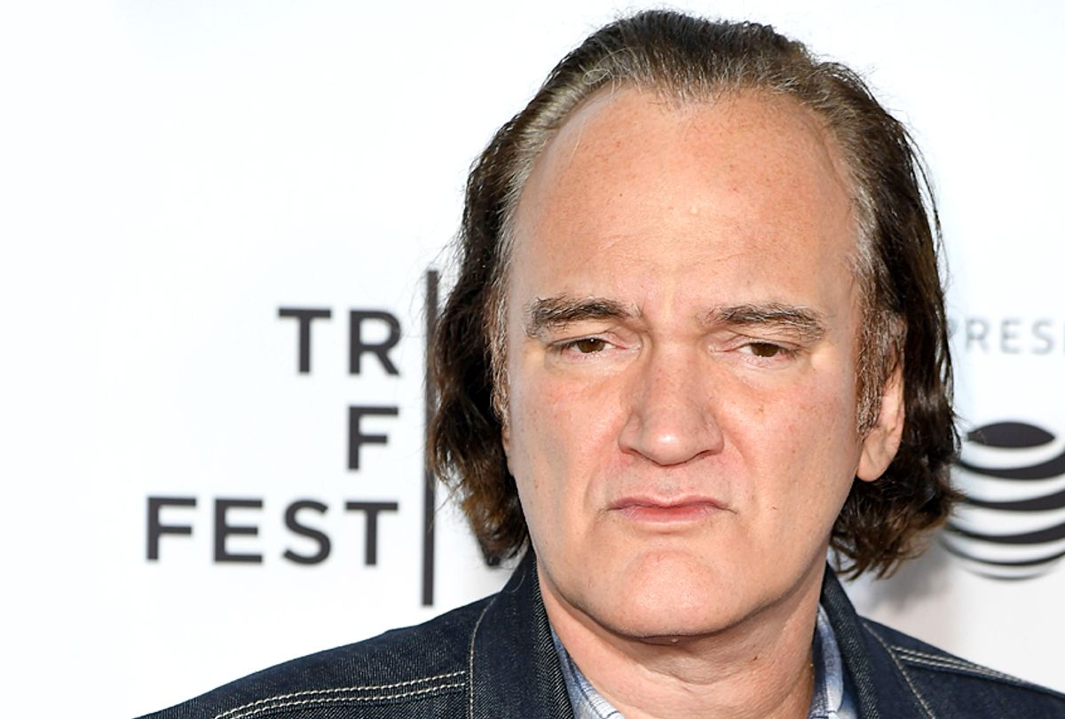 Quentin Tarantino (Getty/Angela Weiss)