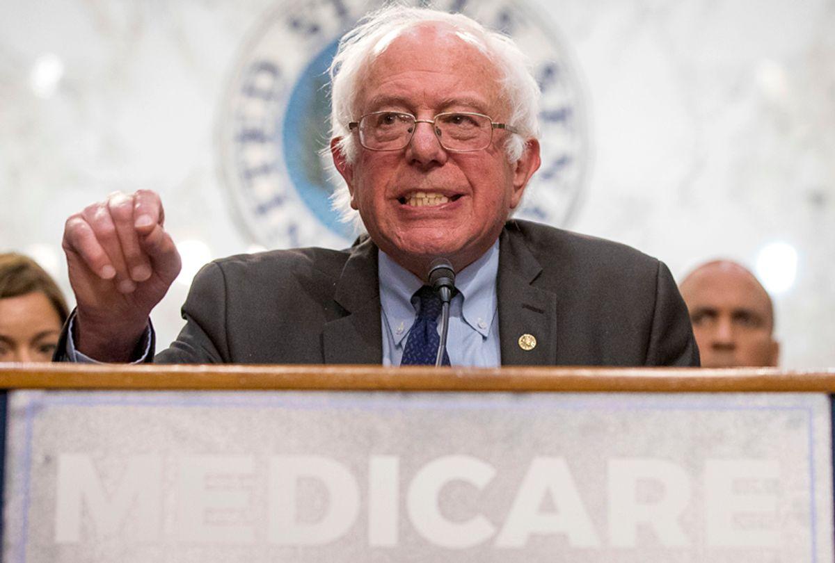 Sen. Bernie Sanders (AP/Andrew Harnik)