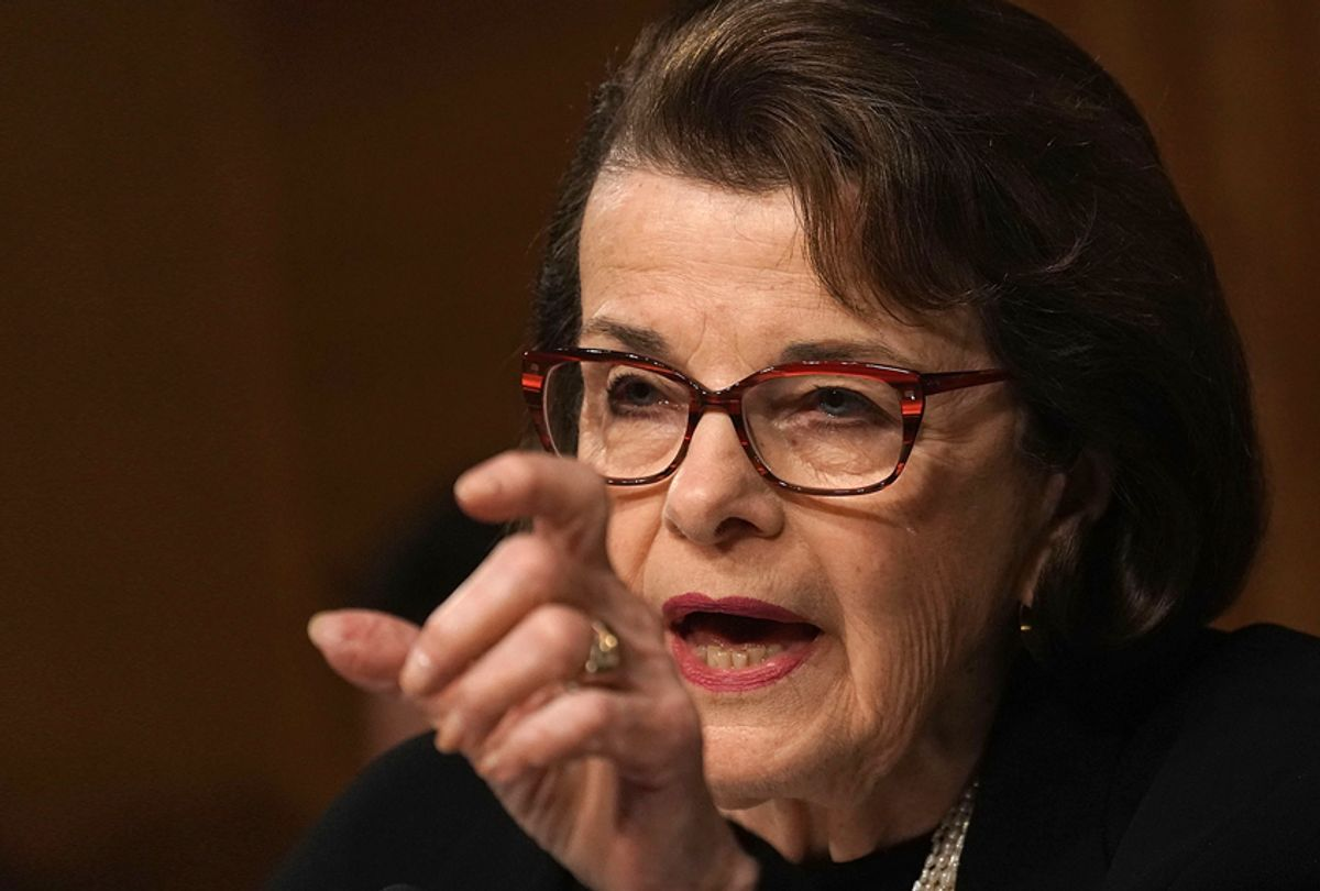 After criticism, Sen. Dianne Feinstein to step down as top Judiciary Democrat