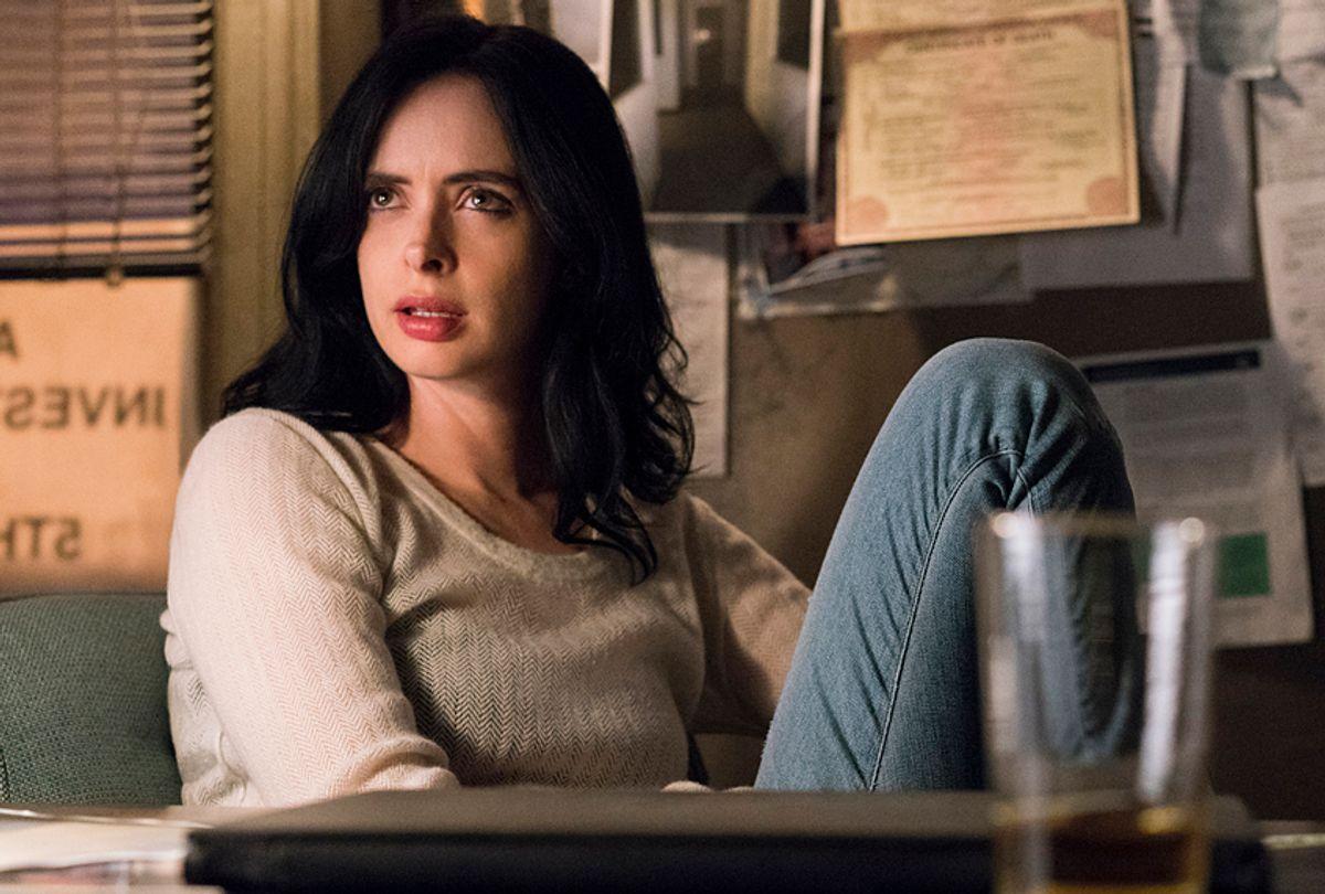 """Krysten Ritter as Jessica Jones in """"Jessica Jones"""" (Netflix/David Giesbrecht)"""